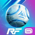 Real Football mod apk icon download