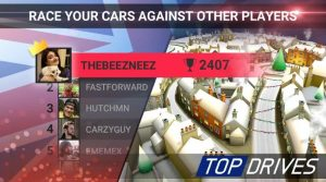 Top drives Mod Apk 2021 Unlimited Money and Cars Latest Version 2