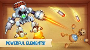 Kick The Buddy Mod Apk 2021 Latest Version Unlimited Money and Gold 1