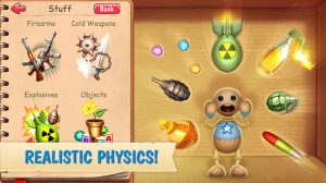 Kick The Buddy Mod Apk 2021 Latest Version Unlimited Money and Gold 3