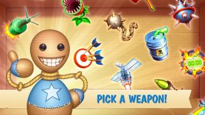 Kick The Buddy Mod Apk 2021 Latest Version Unlimited Money and Gold 4