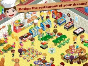 Restaurant Story Mod Apk 2021 Latest Version Unlimited Gems and Coins 2