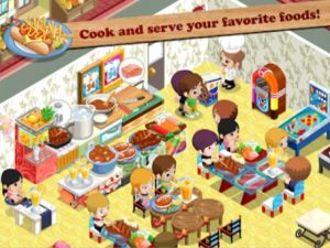 Restaurant Story Mod Apk 2021 Latest Version Unlimited Gems and Coins 3
