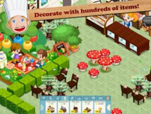 Restaurant Story Mod Apk 2021 Latest Version Unlimited Gems and Coins 4