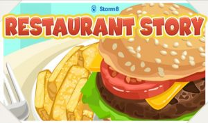 Restaurant Story Mod Apk 2021 Latest Version Unlimited Gems and Coins 1